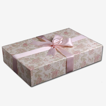 Hand crafted Vintage Floral Box