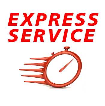 Wedding Dress Specialists Express Service